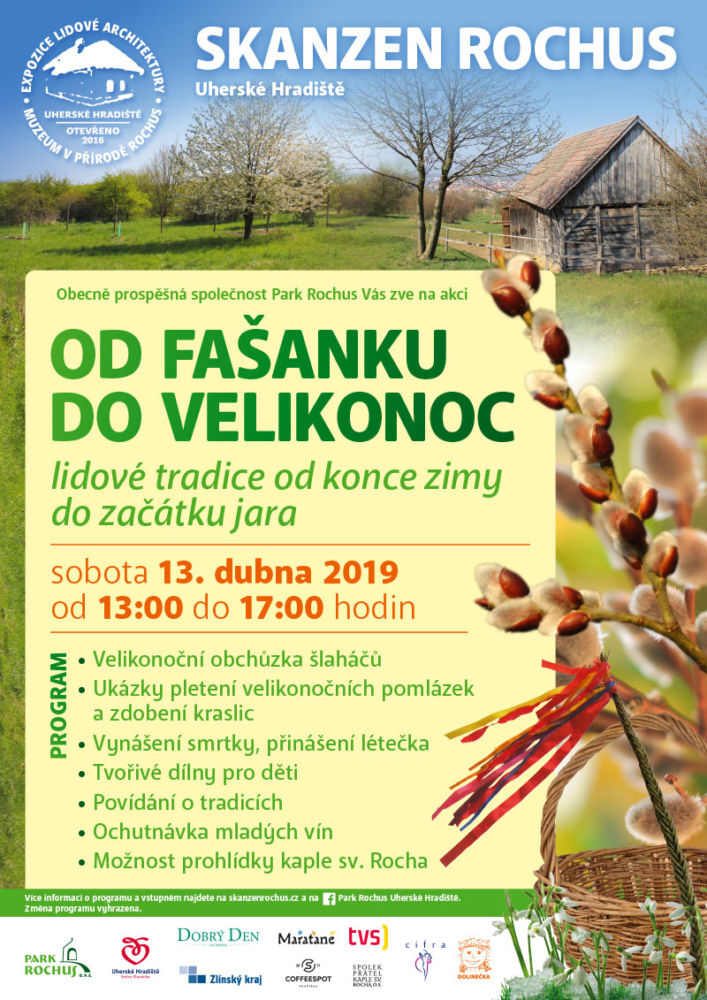Od fašanku do Velikonoc 13. 4. 2019