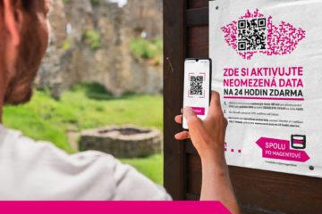 Letní kampaň T-Mobile
