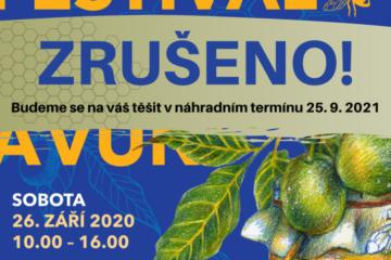 ZRUŠENO! Slovácký festival chutí avůní