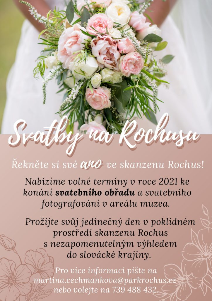 Svatby na Rochusu 2021