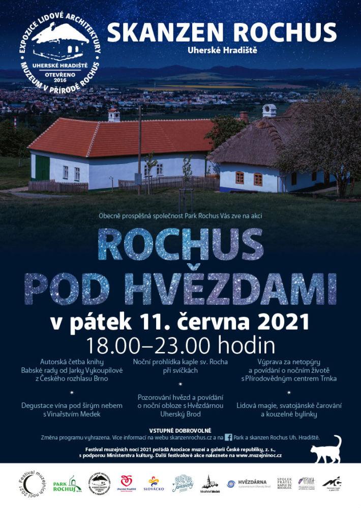 Rochus pod hvězdami 2021