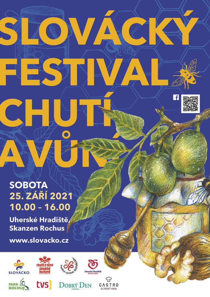 Slovácký festival chutí avůní