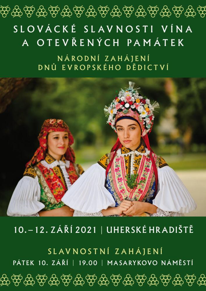 Slovácké slavnosti vína 2021 ve skanzenu Rochus