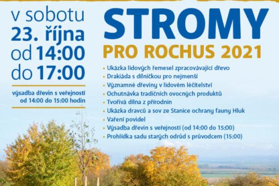 Stromy pro Rochus 2021
